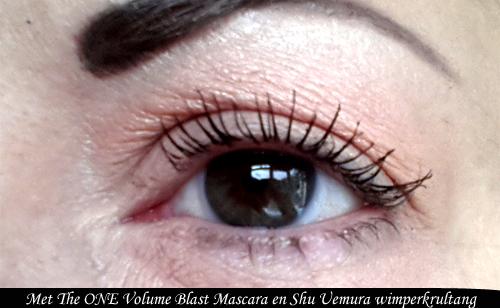 Oriflame The ONE Volume Blast Mascara 6