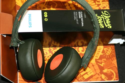 Philips CitiScape Denim hoofdtelefoon 1