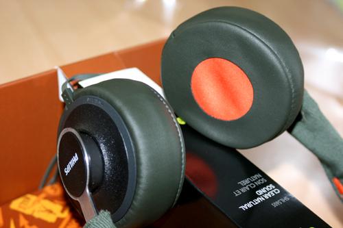 Philips CitiScape Denim hoofdtelefoon 2