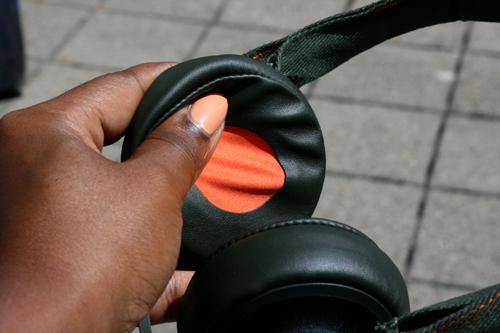 Philips CitiScape Denim hoofdtelefoon 4