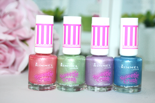 Rimmel Sweetie Crush 1