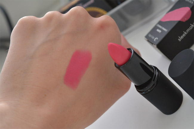 Sleek lipstick Pink Freeze 5