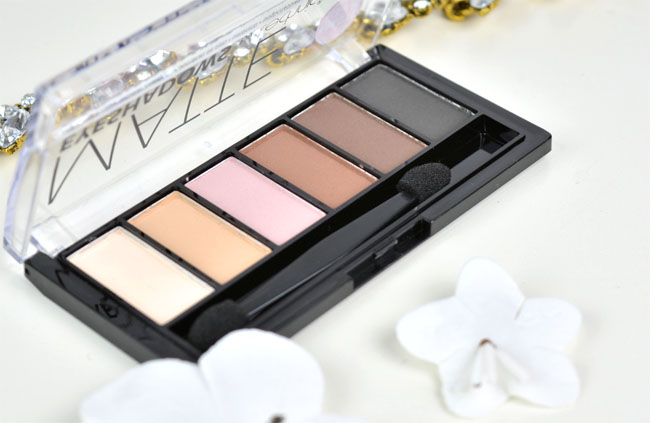 Technic Matte Eyeshadows Palette 2