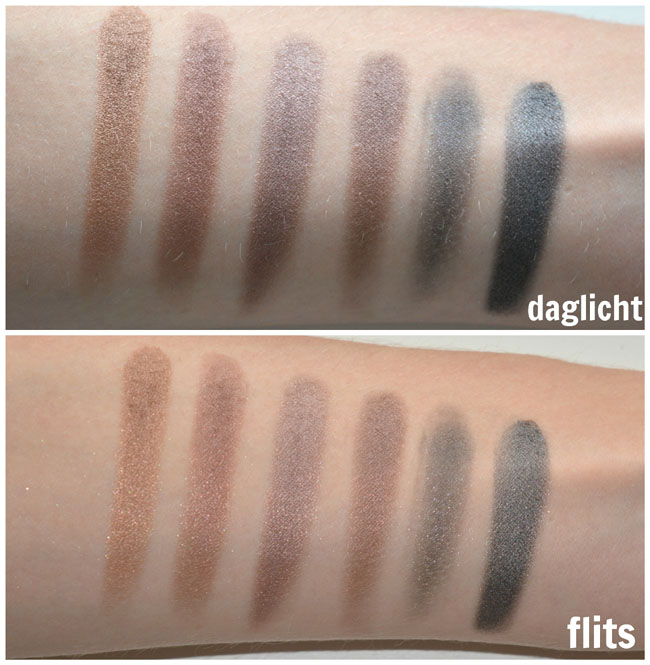 Technic Mega Nudes Eyeshadows 4