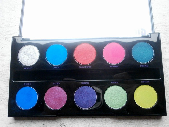 Urban Decay Electric Palette 2