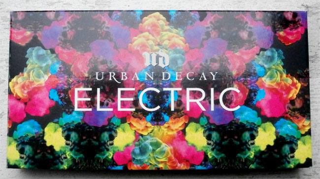 Urban Decay Electric Palette 6