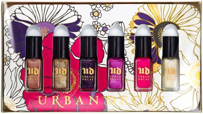 Urban Decay Rollergirl Nail Set