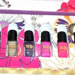 Urban Decay Rollergirl Nails set Review