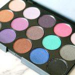 Review   Vivien Kondor eyeshadow palette (koel)