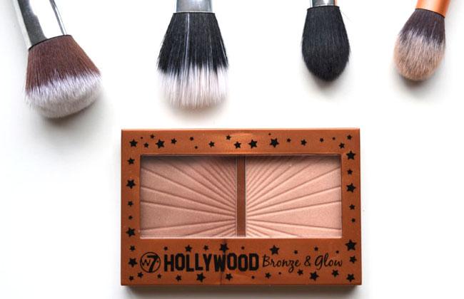 W7 Hollywood Bronze & Glow duo 2