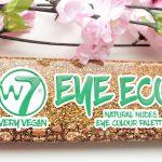W7 Very Vegan Eye Eco Review + Ooglook