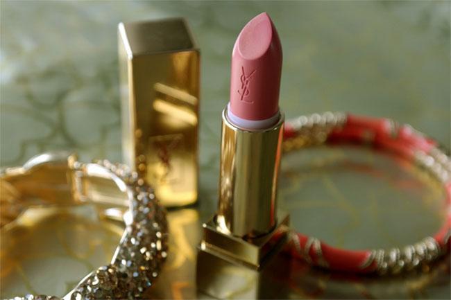 YSL lipstick Melon D'or 1
