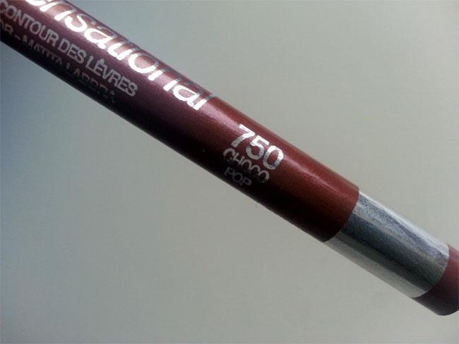 YSL lipstick Melon D'or 5