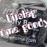 Uitslag Winctie Herôme nagelverzorging goodybag