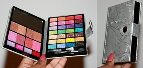 kleancolor vanity palet