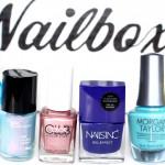 Unboxing januari Nailbox 'A Winter Tale'