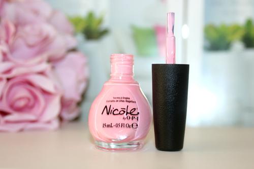 nicole Up & Kim-ing pink
