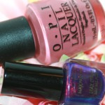 NOTD: O.P.I Gouda Gouda two Shoes Swatches & Review
