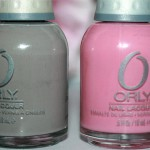 Orly Faint of Heart + Orly Artificial Sweetener