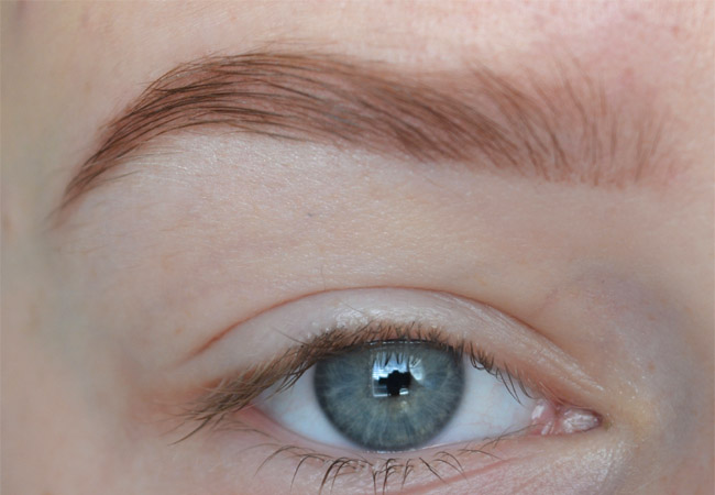 review W7 Brow Parlour 7