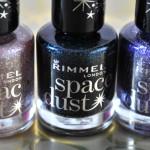 Feestelijke nagellak – Rimmel London Space Dust