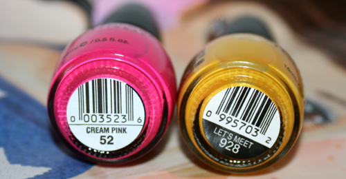 sinful colors cream pink let's meet