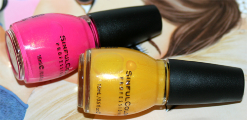 sinful colors nagellak