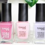 Review | Trend It Up Double Volume & Shine nagellakken