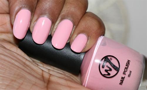 w7 sheer pink